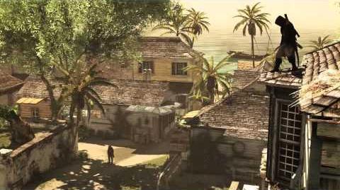 DLC Крик свободы Трейлер выхода Assassin's Creed 4 Черный Флаг RU