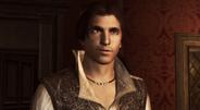 Ezio young