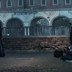 埃齐奥在威尼斯面对<a href=
