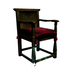 AC4DB - Joined Armchair with Cushion