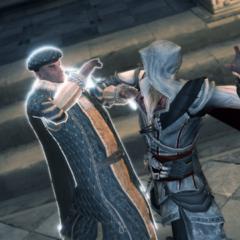 Ezio tuant Emilio