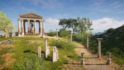 Argolis-MonumentofMelissa