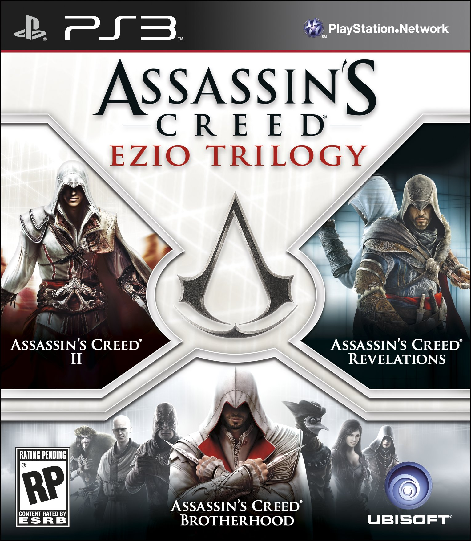 Assassin S Creed Ezio Trilogy Assassin S Creed Wiki Fandom