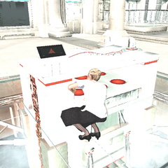 露西·斯蒂尔曼修复过热的Animus 1.28