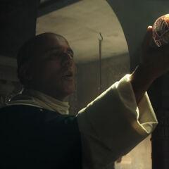 托尔克马达手持伊甸苹果