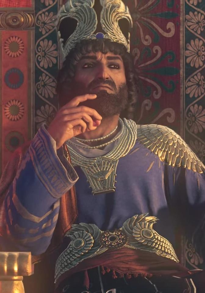 Xerxes I of Persia | Assassin's Creed Wiki | FANDOM powered