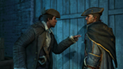 Connor discussion Haytham