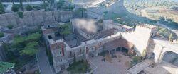 ACO Cyrene Barracks