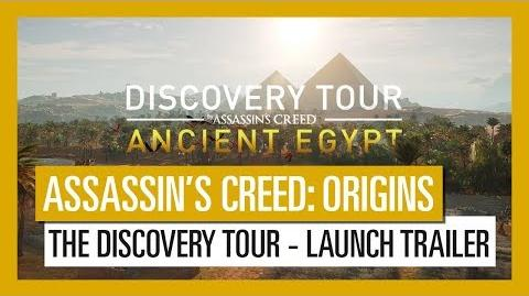 Assassin's Creed Origins The Discovery Tour - Launch Trailer