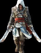 אדוארד קנוויי עם חרבות
