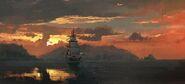 ACIV Navire Lever Soleil concept 2