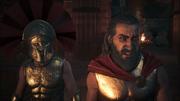 ACOD Leonidas defies the Pythia