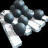 ACRO Compartiment à mortiers classique