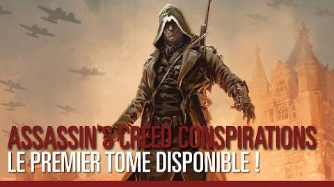 Assassin's Creed – Trailer de lancement de la nouvelle BD
