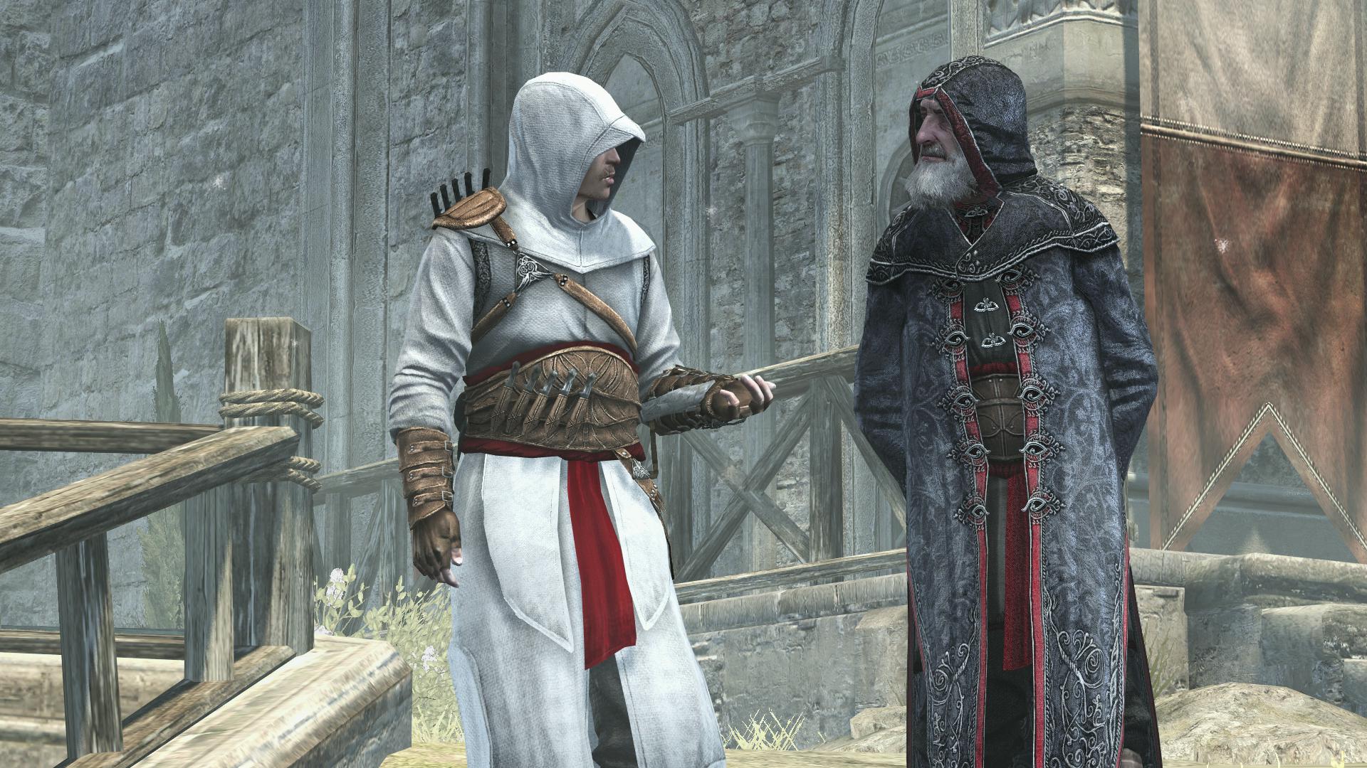 Al Mualim | Assassin's Creed Wiki | Fandom