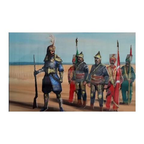 穆拉特领导禁卫军