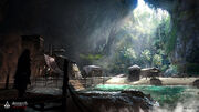 AC4 - Cave by janurschel