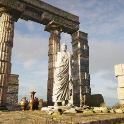 ACOD Statue of Hephaistos
