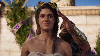 Kassandra Assassin S Creed Wiki Fandom