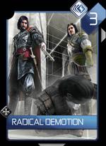 ACR Radical Demotion