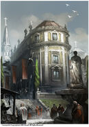 Assassin's Creed Brotherhood Concept Art 015