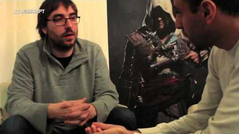 Assassin's Creed IV Black Flag - Interview Jean Guesdon Directeur Creatif