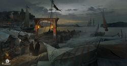 Assassin's Creed IV Black Flag concept art 20