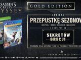 Assassin's Creed: Odyssey – Złota edycja