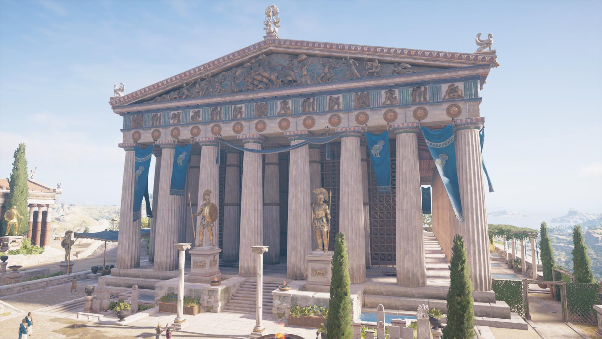 Parthenon | Assassin's Creed Wiki | Fandom