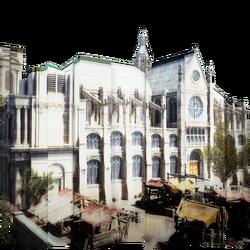 ACUDB - Eglise Saint-Eustache