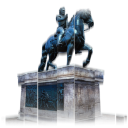 ACUDB - Statue of Henri IV