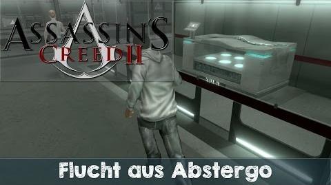 AC II Playthrough 1 Flucht aus Abstergo (Assassin's Creed 2)-1419359419