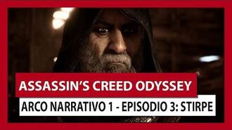 ASSASSIN'S CREED ODYSSEY ARCO NARRATIVO 1 - EPISODIO 3 STIRPE
