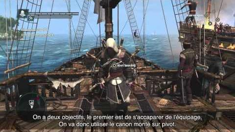 Linkpogo/Assassin's Creed IV: Black Flag - gameplay naval commenté