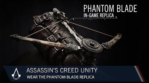 Assassin's Creed Unity Wear The Phantom Blade Replica Ubisoft NA