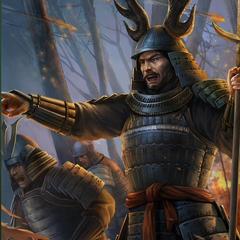 本多忠胜<br />(1548 – 1610)