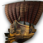 ACOD The Capricornus Ship Design