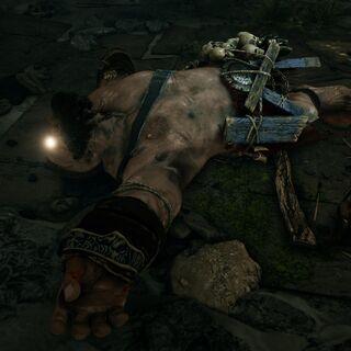 布隆忒斯之死