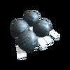 ACRO Compartiment à boulets explosifs classique