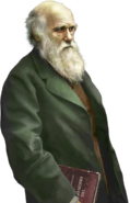 ACS Charles Darwin concept