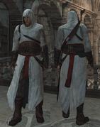 Altair-warrior-robes
