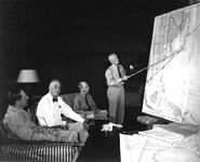 Franklin D. Roosevelt MacArthur 1944