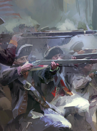 AC3 Bataille de Yorktown BDA
