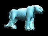 Jaguar blanc