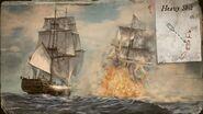 ACIV Black Flag immagine promozionale tattiche navali 4