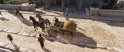 ACO A Tithe By Any Other Name - Bayek Driving Supply Cart