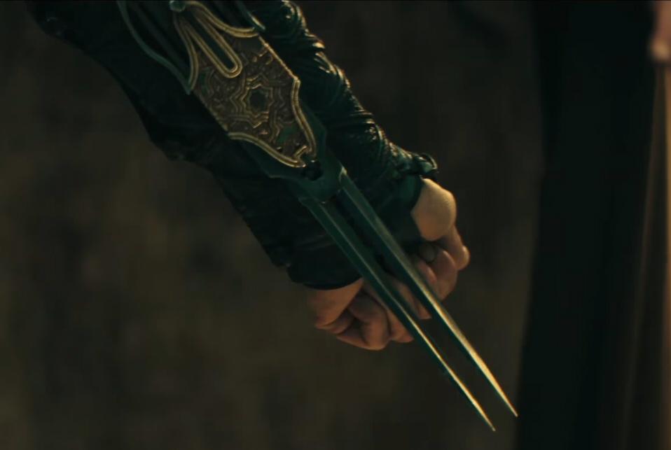 Hidden Blade Assassin S Creed Wiki Fandom