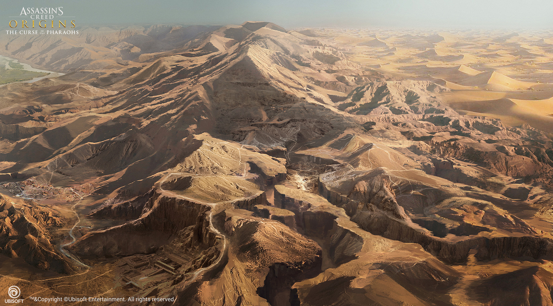 ACO CotP Valley of the Kings Concept Art 2 - Erin Abeo