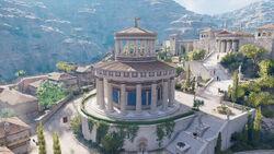 ACO Tomb of Battos