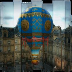 ACUDB - Montgolfier Flight